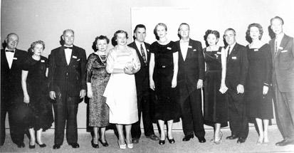 Group Photo 1958