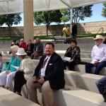 MOAA Memorial - Cindy, Phyllis, Gwen, Patrick, Regina & others