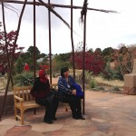 SF Botanical Garden - Gus & Linda