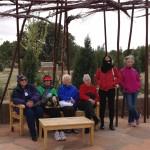 SF Botanical Garden - Lucille, Norah, Alice, Soni, Margaret, Sandy