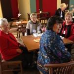 SF School of Cooking - Soni, Sandy, Linda, Margaret