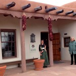 Spanish Colonial Art Museum - Docent Kay, Judy & Judy